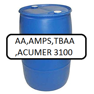 Carboxylate-Sulfonate-Acrylate Tri-polymer (AA/AMPS/TBAA, Acumer 3100)
