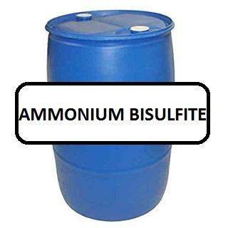 Ammonium Bisulfite