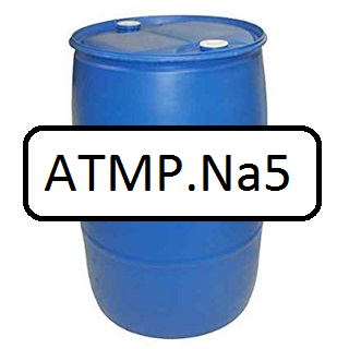 Penta sodium salt of Amino Trimethylene Phosphonic Acid (ATMP.Na5)