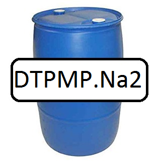 Disodium salt of Diethylene Triamine Penta (Methylene Phosphonic Acid) (DTPMP.Na2)