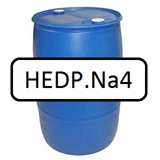 Tetra sodium salt of 1-Hydroxy Ethylidene-1,1-Diphosphonic Acid (HEDP.Na4)