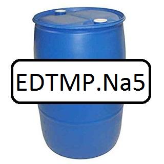 Penta sodium salt of Ethylene Diamine Tetra (Methylene Phosphonic Acid) (EDTMP.Na5)