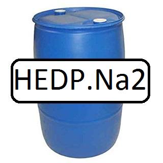 Disodium salt of 1-Hydroxyethylidene-1,1-Diphosphonic Acid (HEDP.Na2)