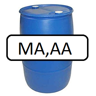 Copolymer of Maleic and Acrylic Acid (MA/AA)