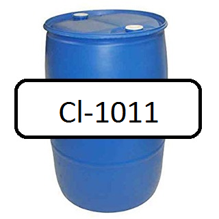 CORROSION INHIBITOR FOR GAS LINES (WATER SOLUBLE) Cl- 1011
